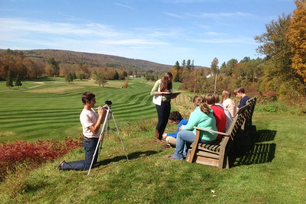 Research-based learning in Vermont